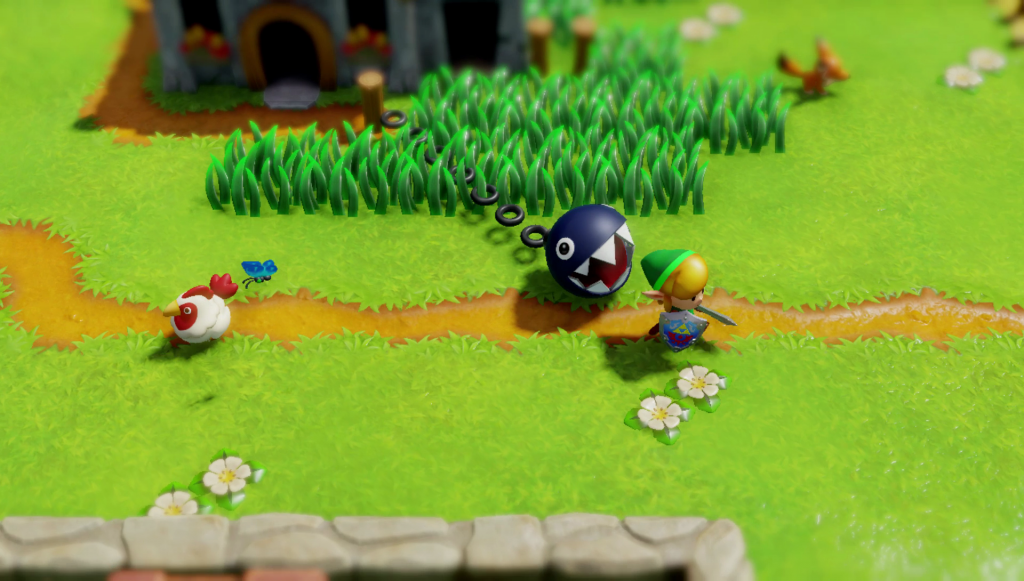 Zeldan legenda: linkin nousu
