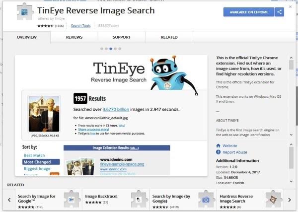 Najlepšie rozšírenia prehliadača Chrome na sťahovanie alebo správu obrázkov 3