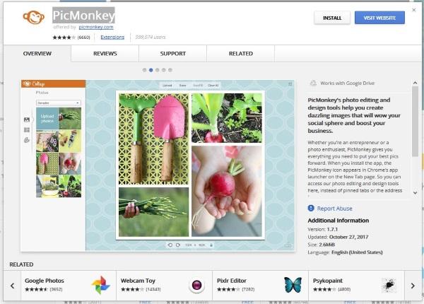 Najlepšie rozšírenia prehliadača Chrome na sťahovanie alebo správu obrázkov 4