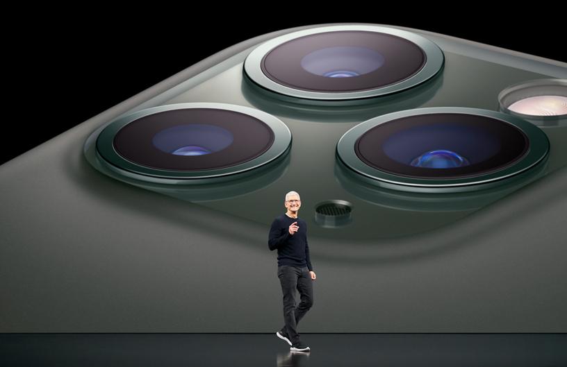 Semua Perangkat Lunak Baru Diumumkan Sebelumnya Hari Ini Di AppleAcara iPhone 11