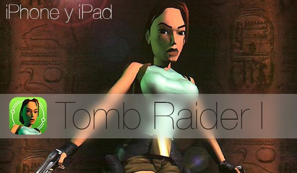 Tomb Raider I saapuu App Storeen iPhonelle ja iPadille