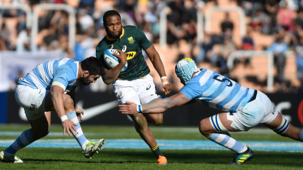 Live stream Argentina vs South Africa: how to watch the game of the Rugby Championship ... 1