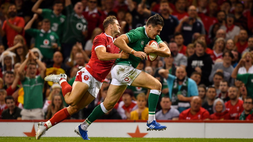 Siaran langsung Irlandia vs Wales: cara menyaksikan pemanasan Piala Dunia Rugby secara online dari mana saja