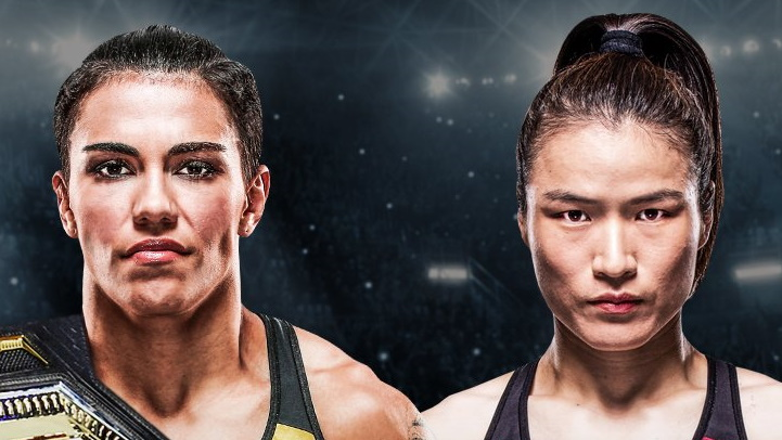 UFC live streaming: cara menonton Andrade vs Weili di Fight Night China online dari mana saja