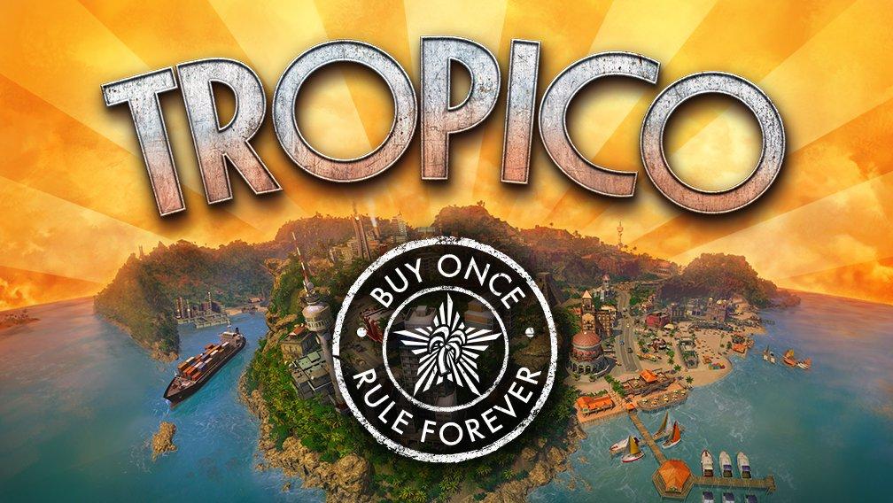 Tropico, game strategi diktator, rilis pada bulan September untuk perangkat Android 1