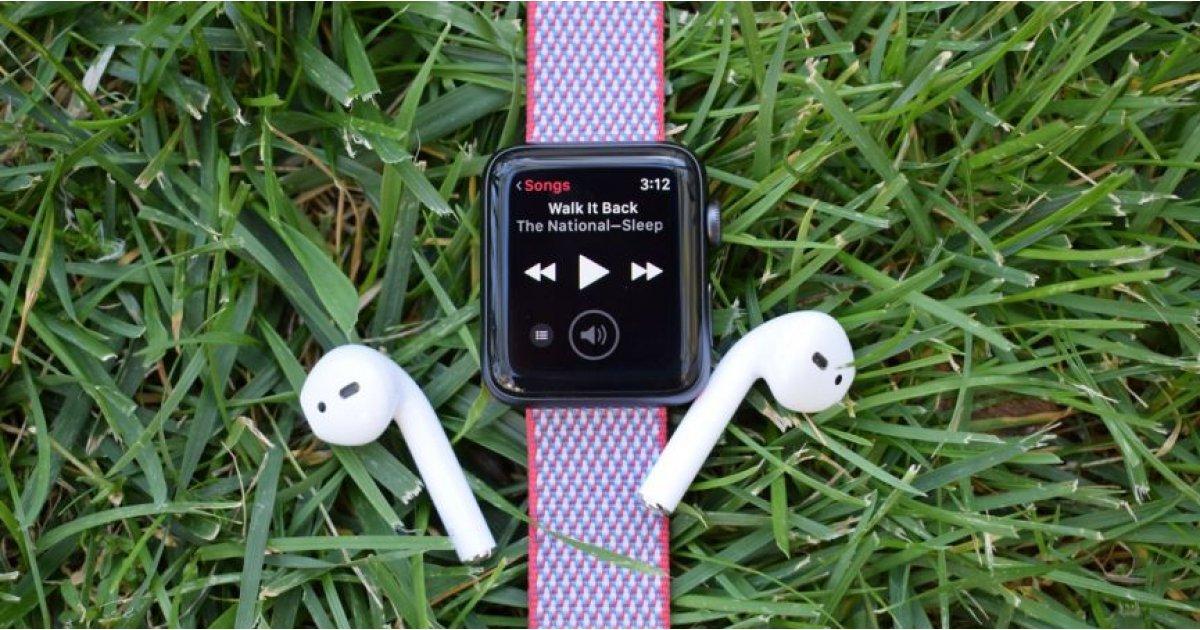 Sebuah Apple Watch Seri 3 dengan harga hanya £ 159 adalah mencuri mutlak 1