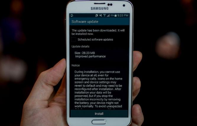 Periksa Samsung IMEI untuk memverifikasi bahwa itu valid 1