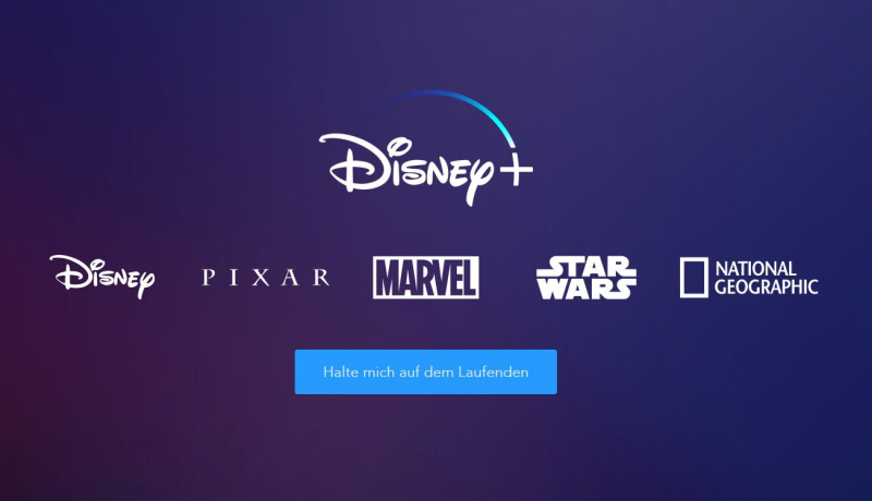 Videostreaming: 4K biaya di Disney + tidak seperti Netflix & Co. tanpa biaya tambahan