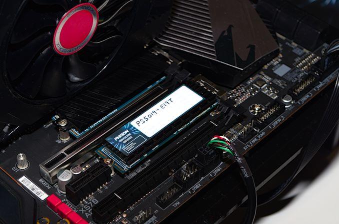 Phison Pratinjau Next-Gen PCIe 4.0 SSD Controllers: Hingga 7 GB / s, NVMe 1.4