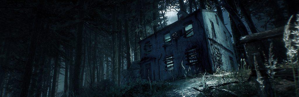 Pratinjau Penyihir Blair - Ke Wicked Woods