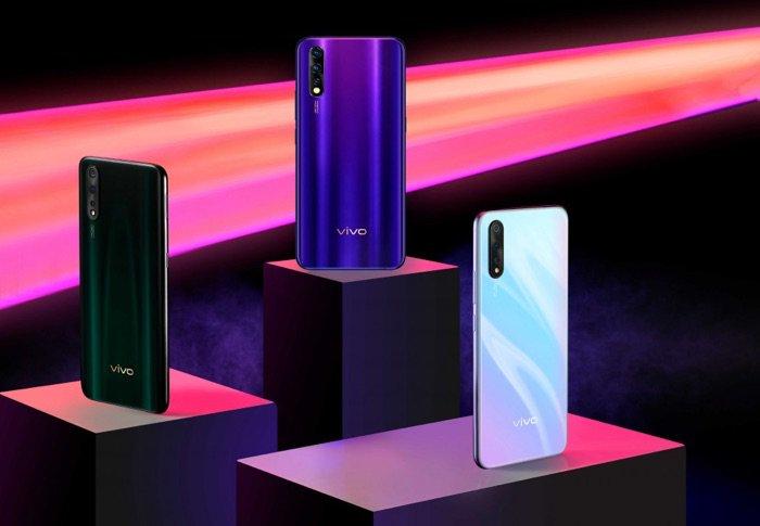 Vivo Thông số kỹ thuật điện thoại thông minh Z5 tiết lộ 6