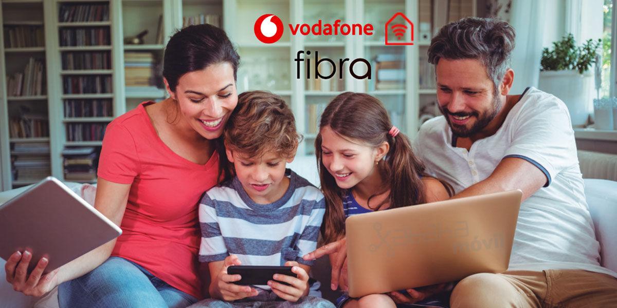 Paket dan tarif Vodafone One Connect