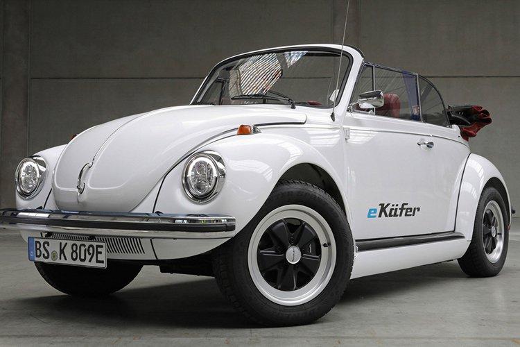 Volkswagen Akan Memasok Suku Cadang untuk Mengubah Kumbang dan Bus Antik menjadi EV