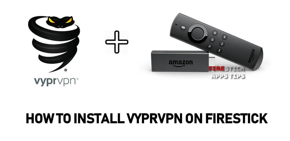 Kuinka asentaa VyprVPN Firestick / Fire TV: hen [2020]