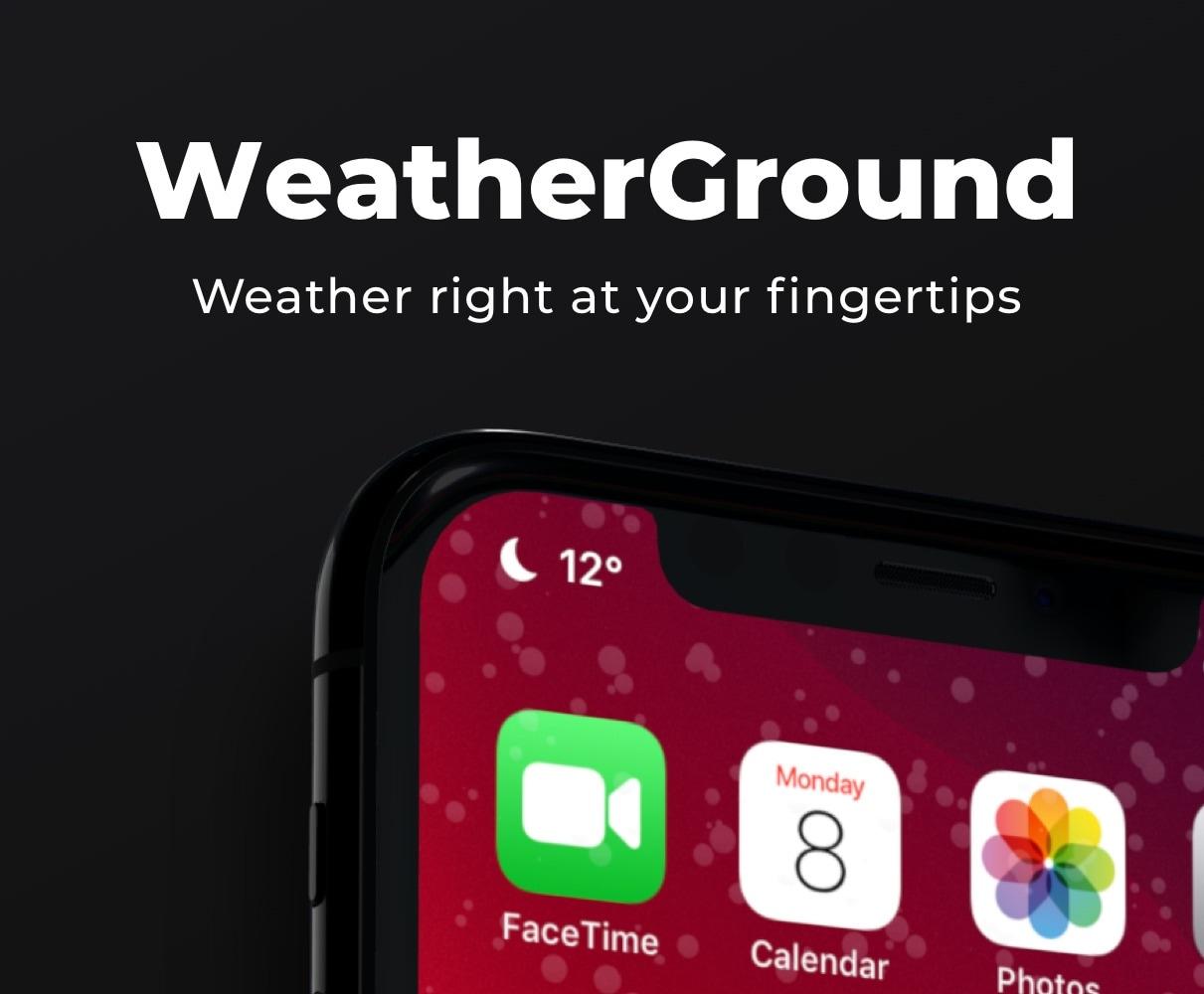 WeatherGround desbloquea nuevas funciones geniales centradas en el clima en iOS
