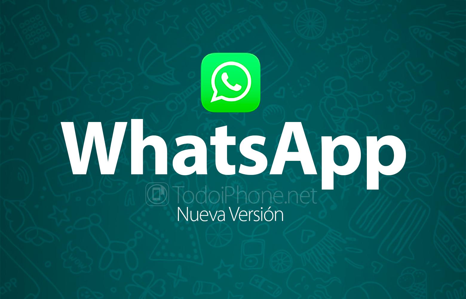 WhatsApp diperbarui dengan 4 berita menarik 1