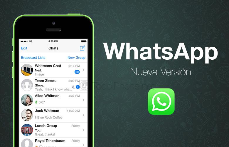 WhatsApp diperbarui dengan berita dalam desain dan banyak lagi 1