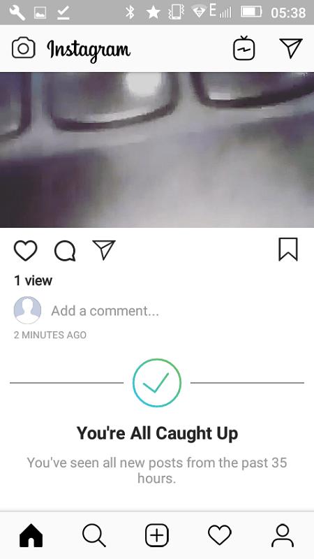 Тогаш Инстаграм Шоу кој го видел вашето видео?  2