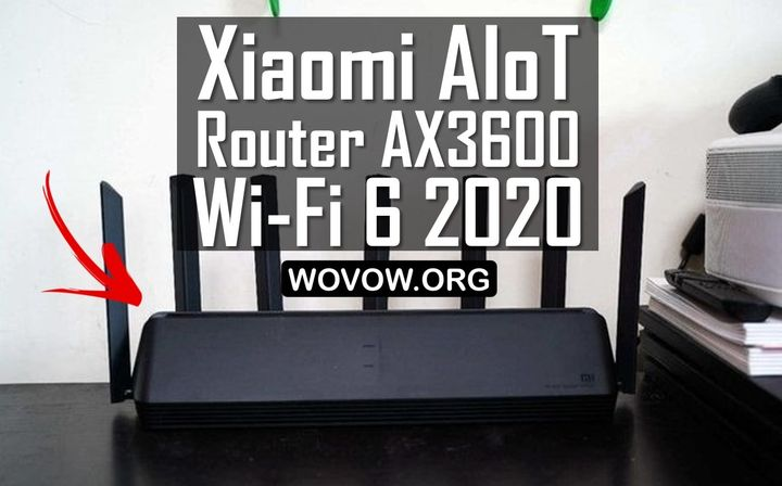 Xiaomi AIoT Router AX3600 REVIEW: The First Wi-Fi 6 Router From Xiaomi