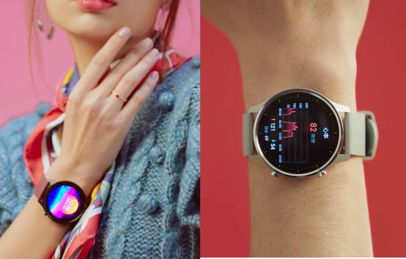 Màu đồng hồ Xiaomi Mi sẽ đến với 10,55 màu dây đeo khác nhau 3