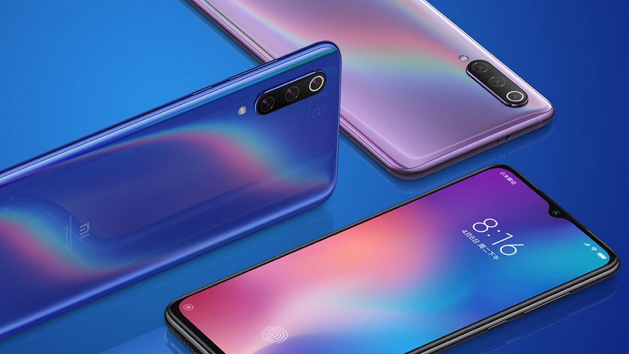 Xiaomi Mi. 9 alkaen 256 GB saatavana huomenna Kiinassa