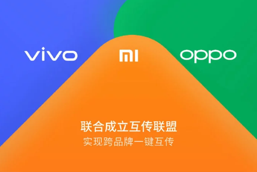 Xiaomi, Oppo và Vivo Họ làm việc trong công nghệ để truyền tệp mà không cần sử dụng dữ liệu 2