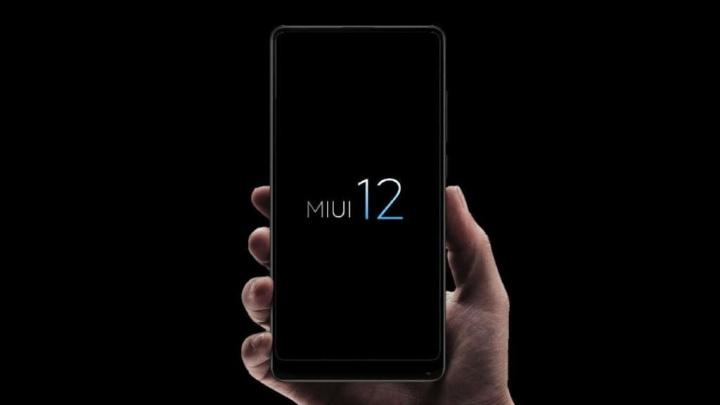 MIUI 12 Xiaomi bilder nyhetsgränssnitt