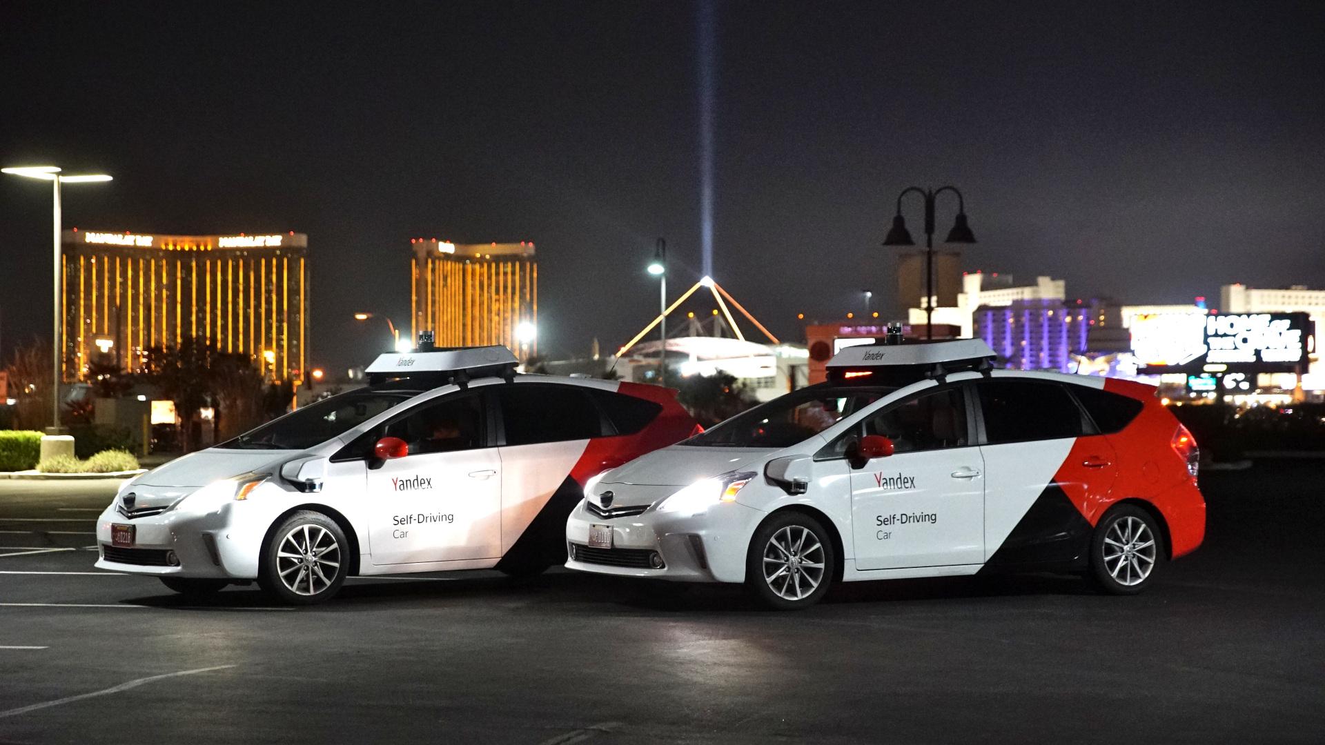 Yandex trưng bày những chiếc xe lái độc lập tại CES 2020 3