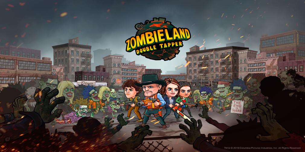 Zombieland: Double Tapper saa heidät tappamaan zombeja matkapuhelimellasi
