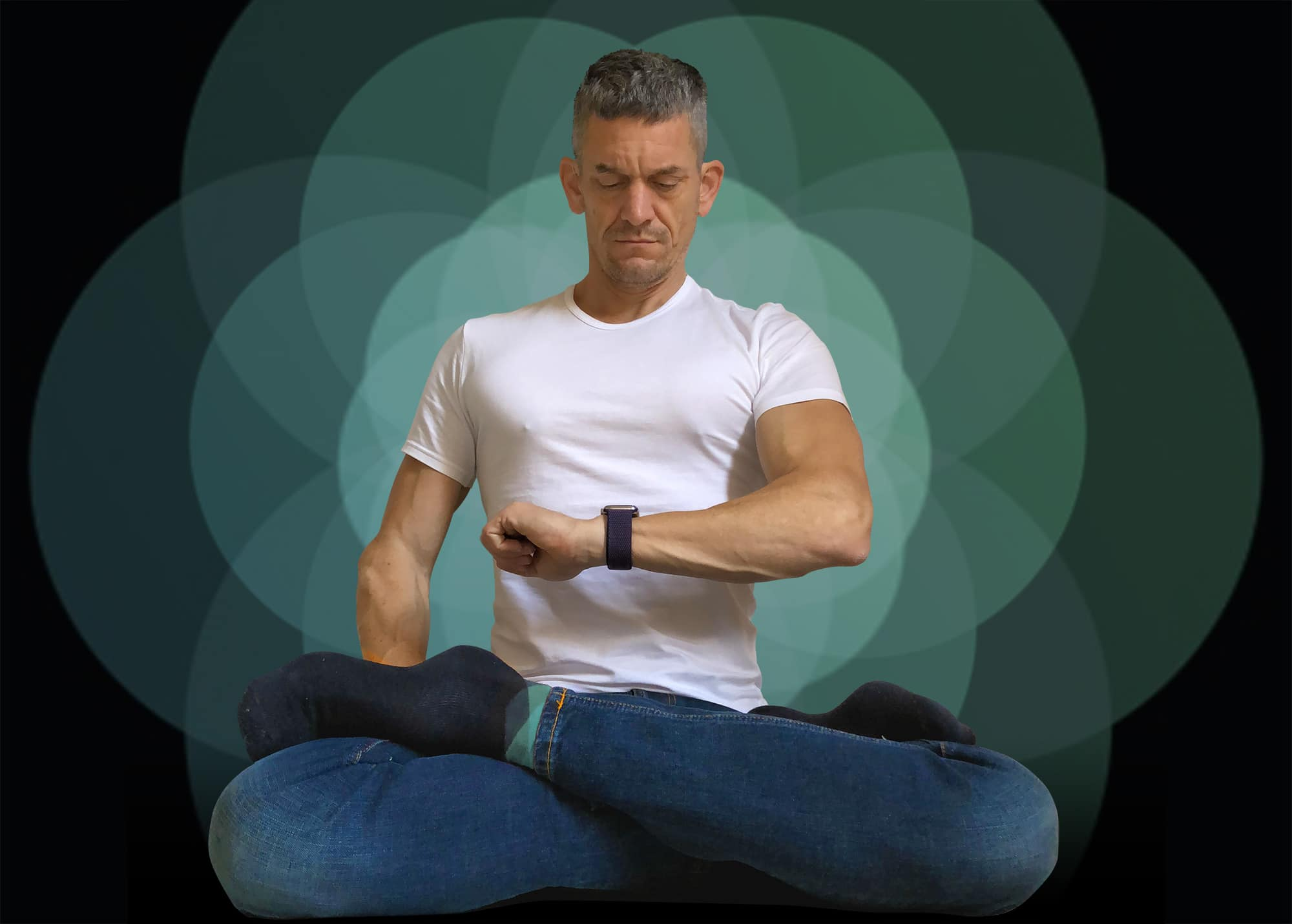 Relax s ním Apple Watch Dýchajte aplikáciu.