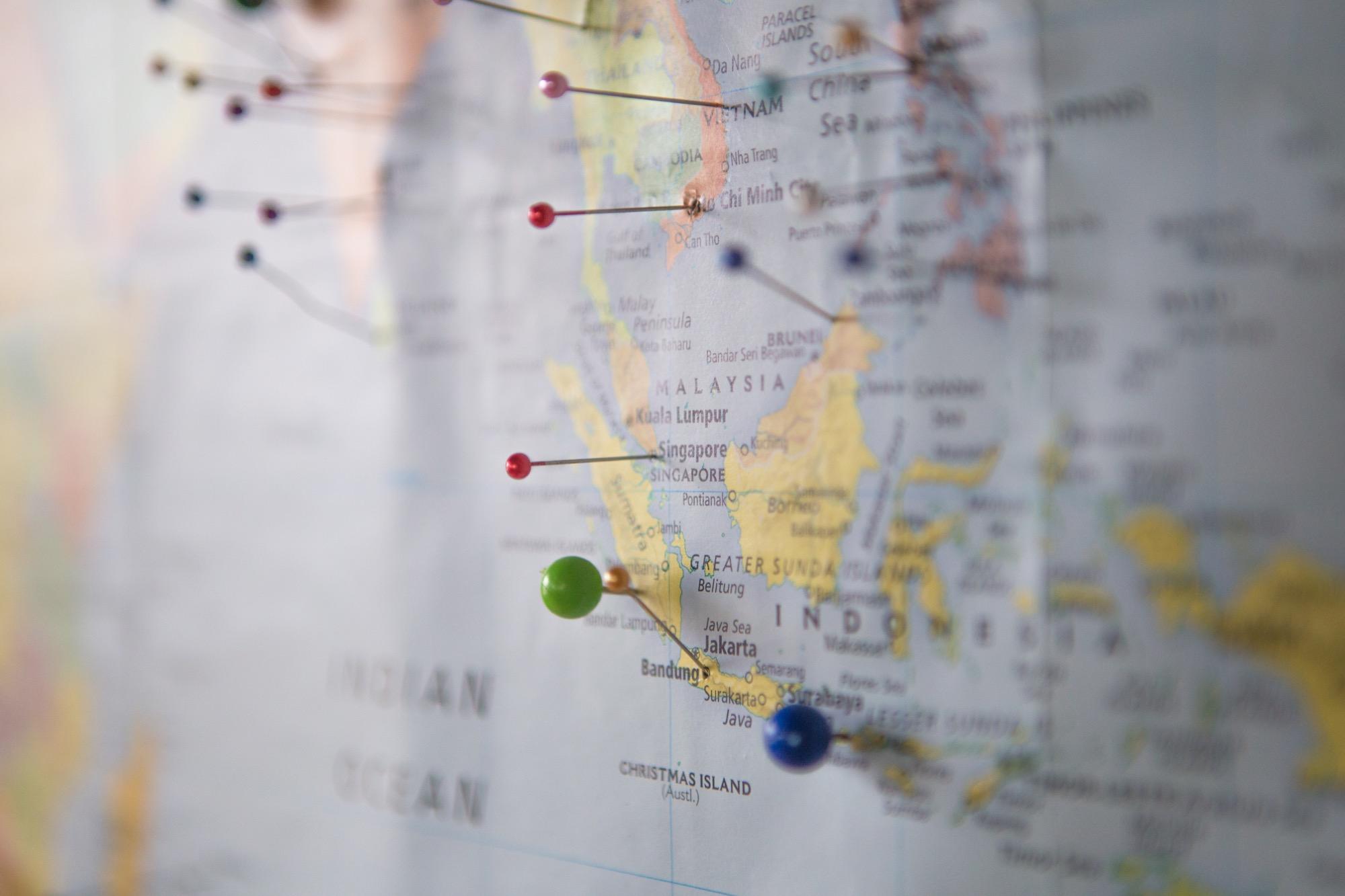 Xem tất cả các địa điểm thử nghiệm COVIDs19 địa phương trên một bản đồ.