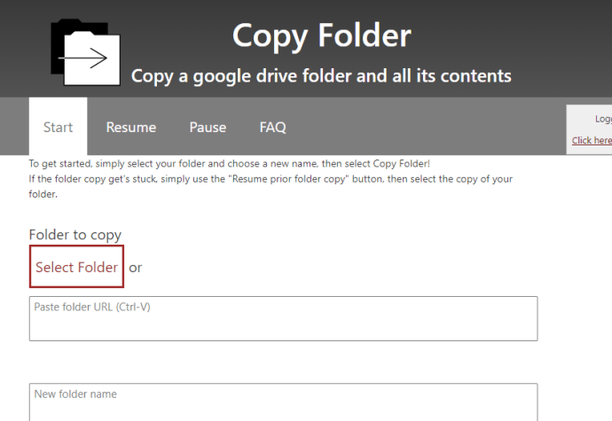 How to duplicate / copy a folder on Google Drive 13