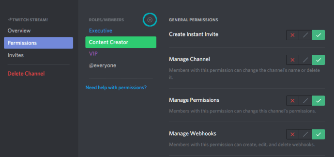 How to give administrator access to another user in Discord 5