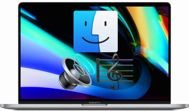 Cómo habilitar el sonido del timbre de arranque en las Mac más nuevas