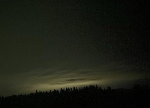 Ejemplo de exposición prolongada de 28 segundos de foto en modo nocturno tomada en iPhone 11 Pro Max