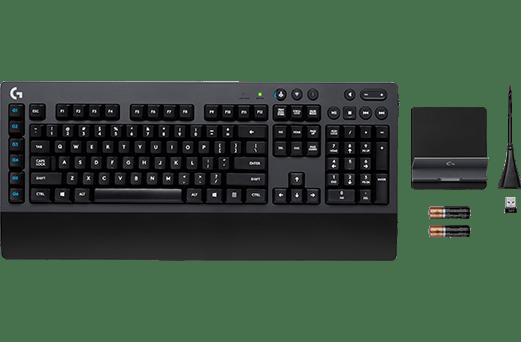 Najlepšie bezdrôtové mechanické klávesnice 3
