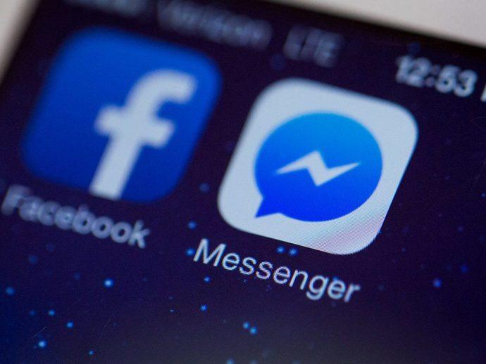 Ako skryť posledný online čas Facebook 3
