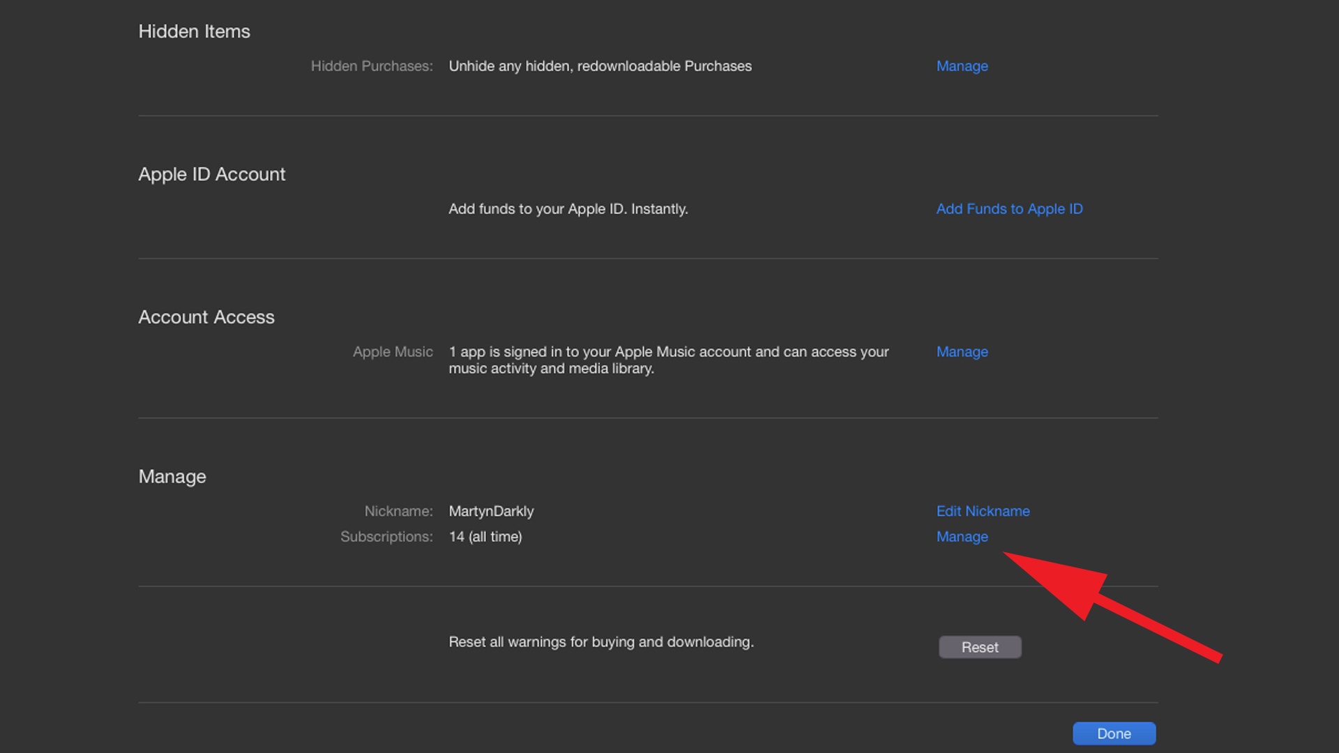 Cómo cancelar Apple News Plus: cancelar en Mac