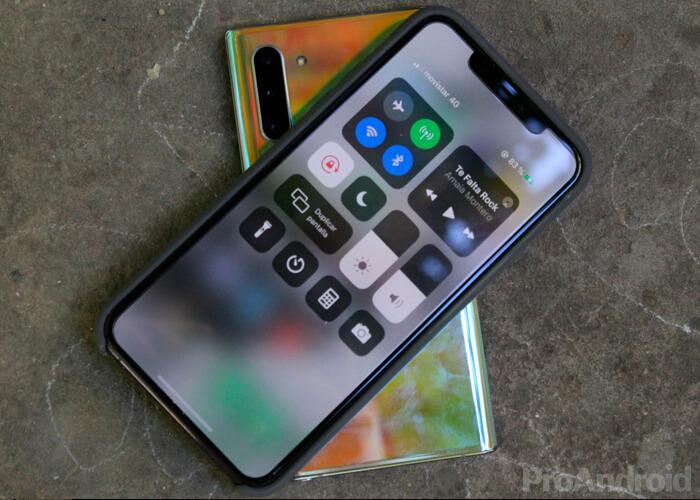 Cómo cambiar de iPhone a Android sin perder tus datos