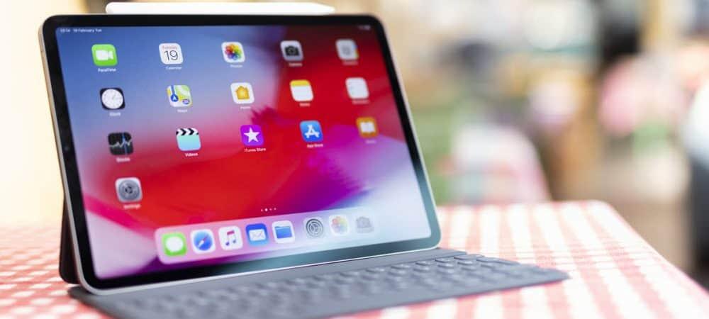 iPadOS: Fitur Panas Diatur untuk Tiba dari Apple