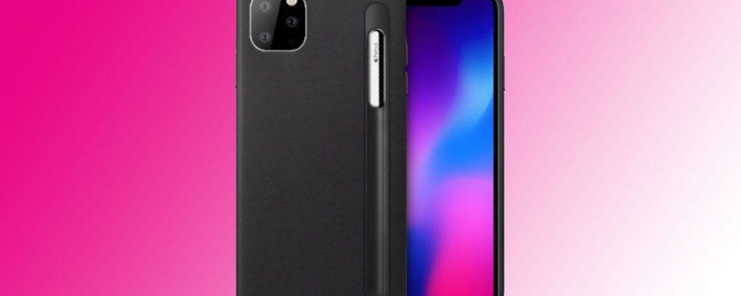 iPhone 11: Apple Pensil dikonfirmasi oleh sampul