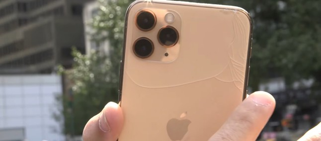 iPhone 11 Pro: 'Toughest Crystal' Lost in Drop Test 1