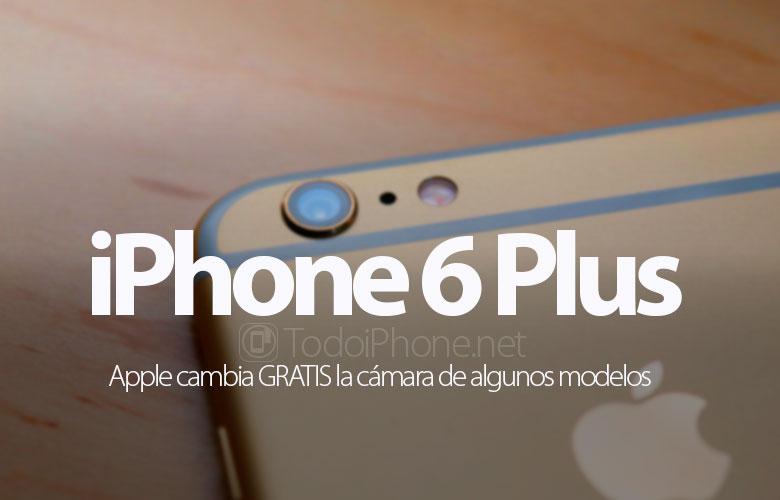 iPhone 6 Plus, Apple GRATIS mengganti kamera beberapa model 1