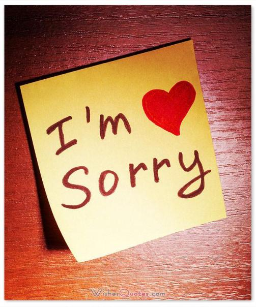 Sorry, quotes to send text messages or DM to your girlfriend 2