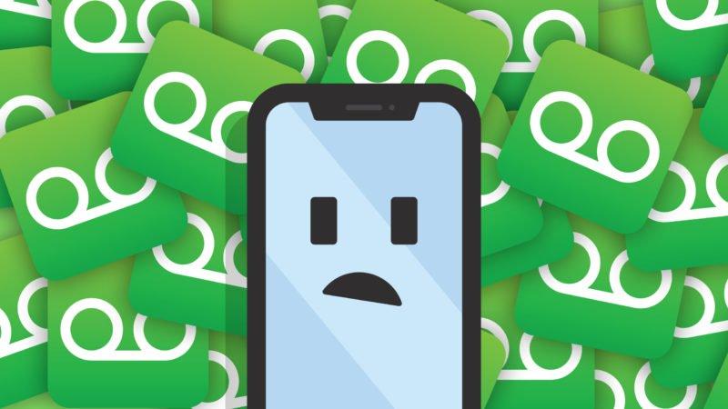 iPhone Voicemail Full? ¡Aquí está la solución real!