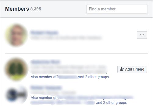 Birinin səni ləkələdiyini necə bilmək olar Facebook Səhifə 3