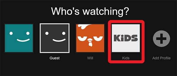 Netflix-də şouların qarşısını almaq üçün valideyn nəzarətindən istifadə 7