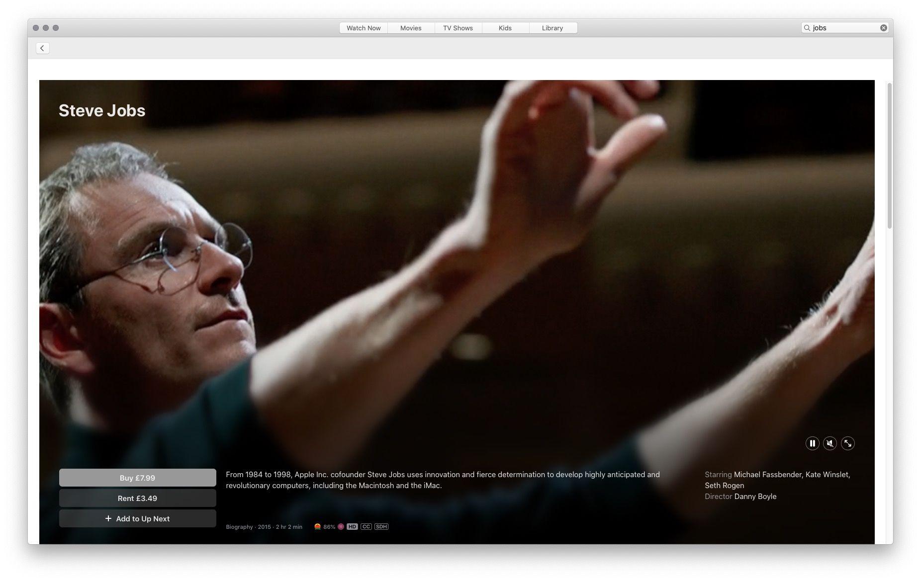 Steve Jobs Aaron Sokin