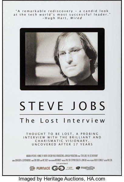 Entrevista a Steve Jobs