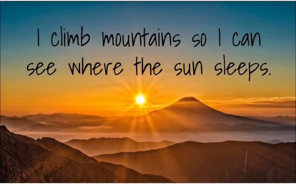 96 Untertitel für einen wunderschönen Sonnenuntergang